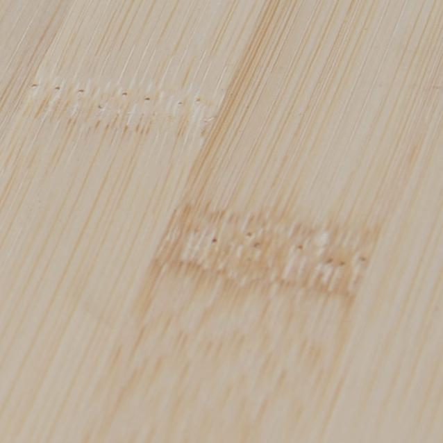 竹挽板 横積層